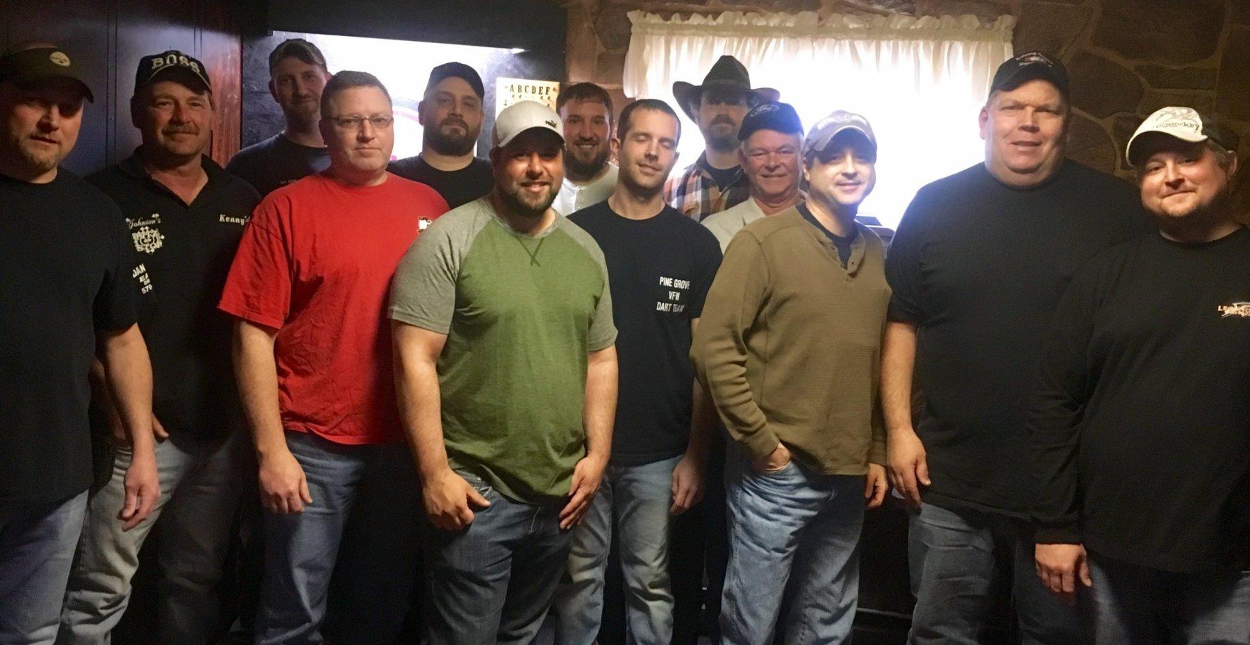 2016 Big Dog Team Photo