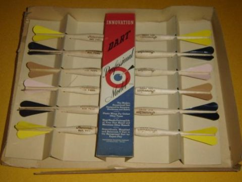 Innovations darts in box
