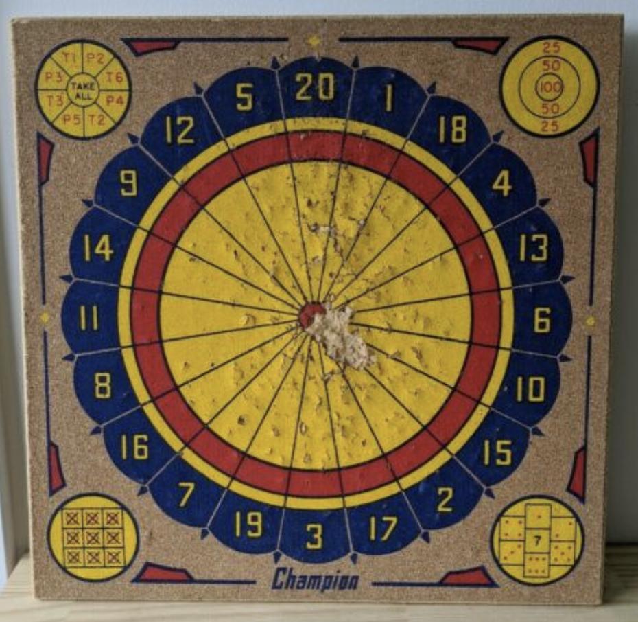 Champion Cork Board